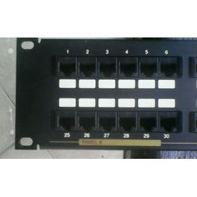Panel Leviton Telcom Gigamax 48 Puertos...
