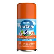 Repelente Livopen Protection Total X 165ml