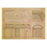 Estados Unidos Postal Diseño De La Decatour House
