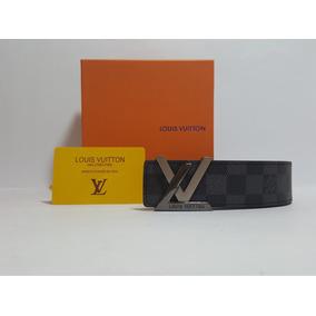 Cinturones Lv Una Hebilla Varios Modelos - Envío Gratis.