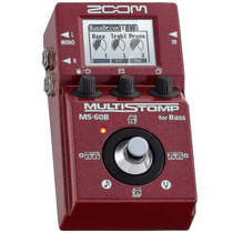 Pedal Pedaleira Zoom Multistomp Ms-60b