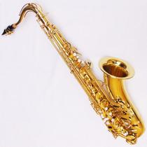 Saxofone Sax Tenor Spalla Instrumento Musical De Sopro
