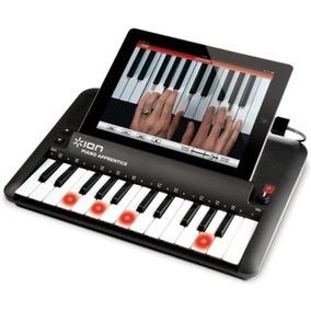 Minipiano Teclado Para Iphone Ipod Ipad Usb Pianoapp Ion