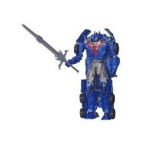 Boneco Hasbro Transformers Optimus Prime 2 Em 1 A6144 Azul