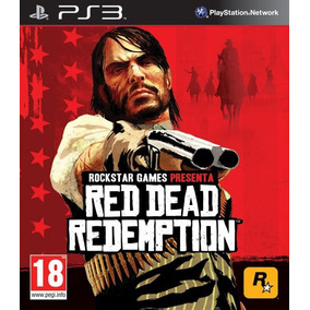 Sony Ps3 Red Dead Redeption - Usado *impecable*