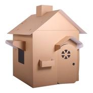 Casa De Cartón Mamut Cardboard Toys