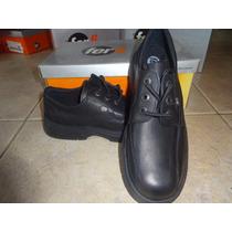 Zapato Colegial Ferli Niño (abotinado Con Cordón)