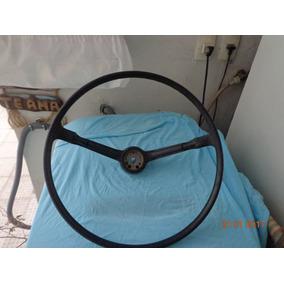 Volante Fusca Antigo 69 70 71 72 Cálice Original Volkswagen