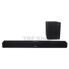 Caixa De Som Soundbar Tomate 150w Tv Subwoofer Bluetooth Usb