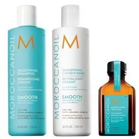 Moroccanoil Kit Shampoo Cond 250ml + Oleo De Argan 25ml