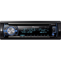 Reproductor Pioneer Deh-x6500bt Con Usb Y Bluetooth Original
