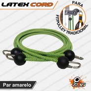 Latex Cord Amarelo P/ Fitpulley