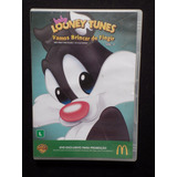 Baby Looney Tunes - Vamos Brincar De Fingir - Vol 2 - Dvd