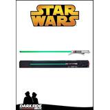 Star Wars - Luke Skywalker Force Fx Lightsaber Darkside Bros
