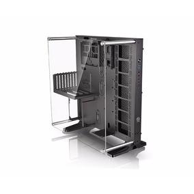 Gabinete Thermaltake Core P5 Black Wall Mount Transparente