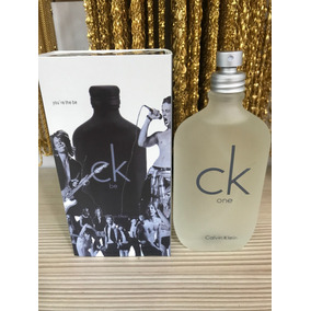 Perfume Calvin Klein Ck One Inportado Garantizado 100%