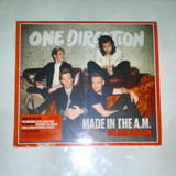 One Direction Made In The A.m. Deluxe Cd Original Nuevo
