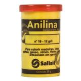 Kit 270 Unidades Anilina 25 Gramas Madeira/cabelo Salisil