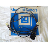 Ramal Cables Linterna Trasera C/conectores Chevette 83/94