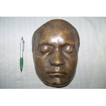 Mascara Mortuoria Bronce Ludwig Van Beethoven