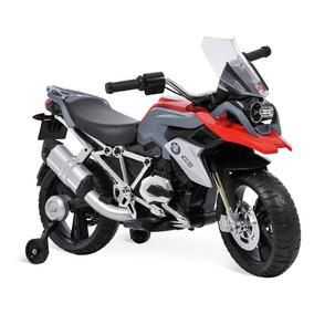 Moto Elétrica Infantil Bmw Gs Vermelha El 12v - Bandeirantes