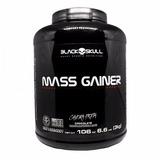 Mass Gainer - Hipercalórico - Pote 3kg - Black Skull Moran
