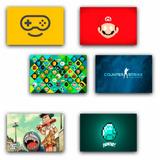 Placas Decorativas Mdf Gamer Jogos Games Promoção 30x20