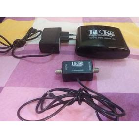 Kit Ext Cont Remoto Plus Pqec8020 + Mod Rca Rf Coaxial