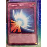 Yugioh Mirror Force Con Envío Gratis