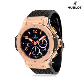 f39533814b5 Hublot Geneve Rose E Preto - Relógios De Pulso no Mercado Livre Brasil
