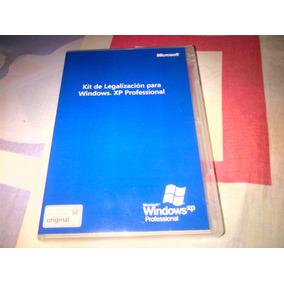 Kit De Legalización Para Windows Xp Professional