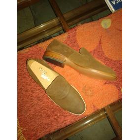 Zapatos Sleeper De Diseño En Gamuza Mk Gucci Ferragamo.