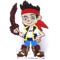 Piñata Jake/mickey Mouse/buzz O El Personaje Que Quiera