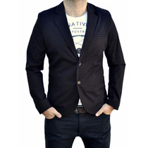 Saco Blazers De Hombre Informal The Big Shop