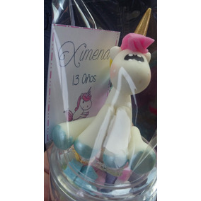 Caballos Pony Unicornio Cumpleaños Dulceros Personalizados
