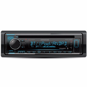 Autoestereo Kenwood Excelon Kdc-x302 Cd Bt Iphone New 2018