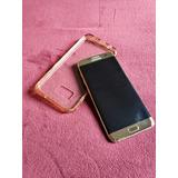 Samsung Galaxy S7 Edge Com Display Queimado Mais Acessórios