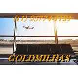 Passagens Aéreas Emitidas Em Milhas - Economize