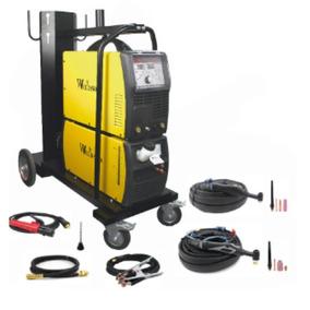 Maquina De Soldar Inversor Tig Ac/dc 350 Amp Weld 500