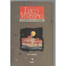 1634 Érico Veríssimo - Incidente Em Antares 30ª Edição