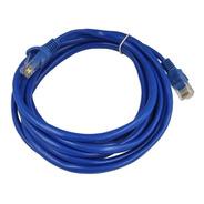 Cabo De Rede 5mt - Internet Lan Rj45 Cat5