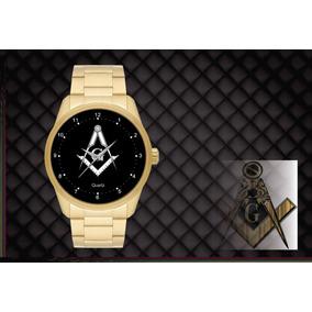 51e0a7462b2 Relógio Corda Raridade Masson - Relógios De Pulso no Mercado Livre ...