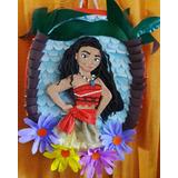 Piñatas Entamboradas Moana Peppa Paw Patrol Barbie Minnie