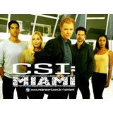 Csi Miami - Serie Completa 10 Temporadas - Valor C/u