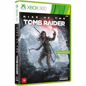 Rise Of Tomb Raider X360 - Seminovo