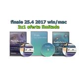 Finale 25 Con Núm De Serie. (pack +audioscore & Photoscore)