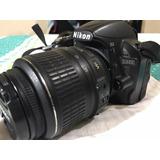 Cámara Pofesional Nikon D3100 Réflex Digital