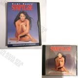 Striptease Dvd Película En Español + Cd Soundtrack De Música