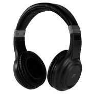 Audifono Sonic Bluetooth Con Mic Black St-h86546 Bs
