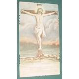 Religion Tarjeta Jesus Crucificado - Sin Inscripciones